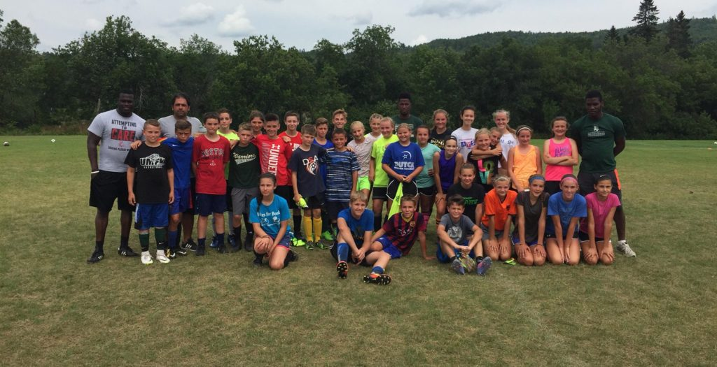 VRMS 6,7,8th graders with Coachs