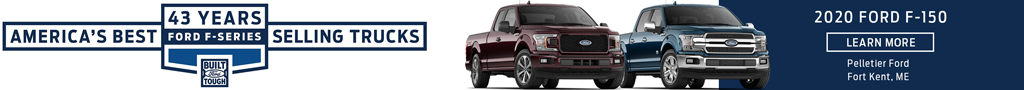 Ford F-Series 43 Years America's Best Selling Trucks 2020
